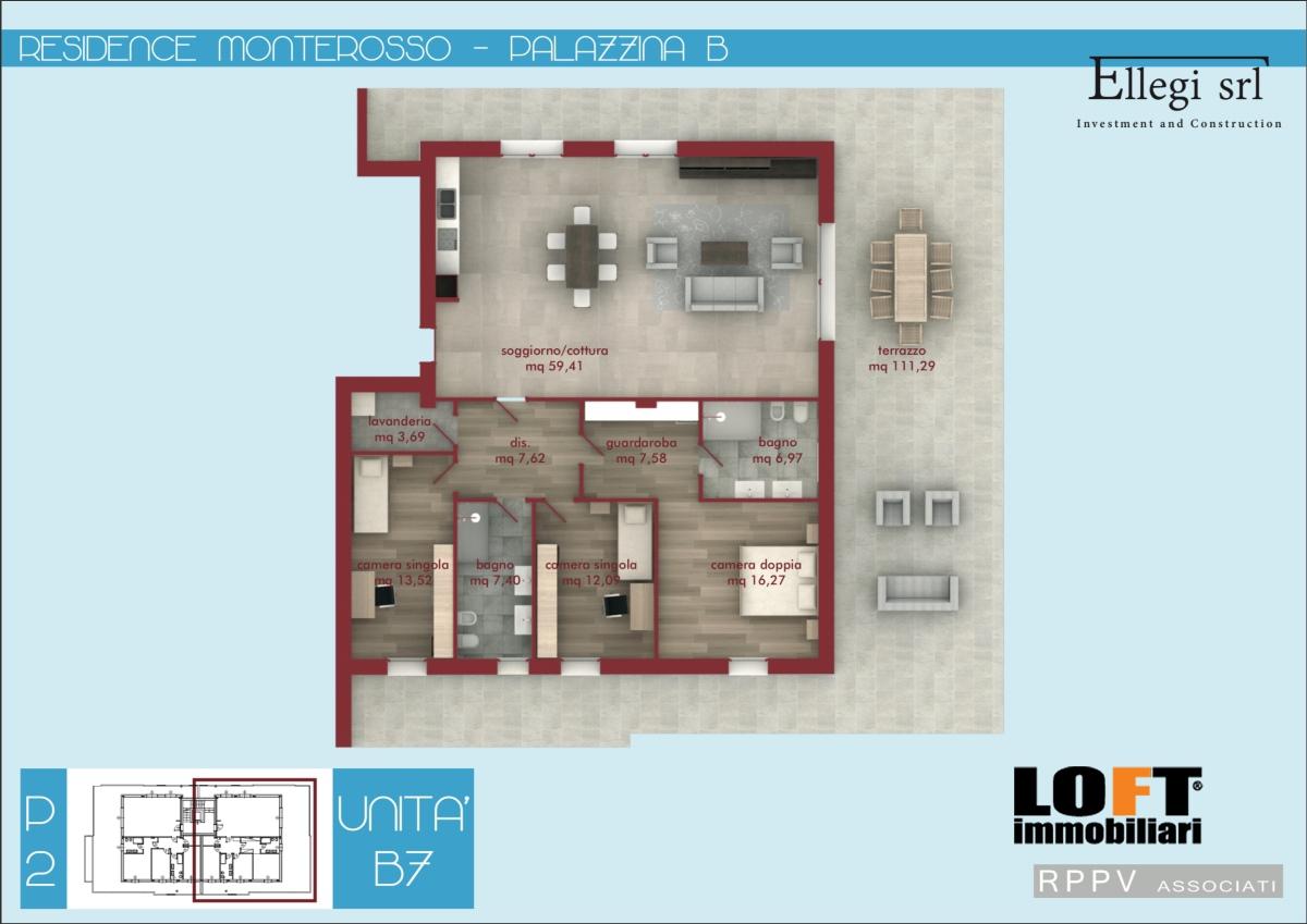 Appartamento in vendita a Abano Terme, 6 locali, prezzo € 348.000 | CambioCasa.it